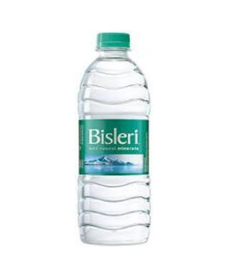 Bisleri Mineral Water, 500 ml ( Pack of 24 )