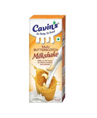 Cavins Milkshake - Kaju Butterscoth