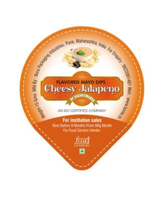 Mayo Dips (Cheesy Jalapeno)