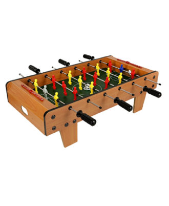 Comdaq Football Foosball Table Top Game (61cm)
