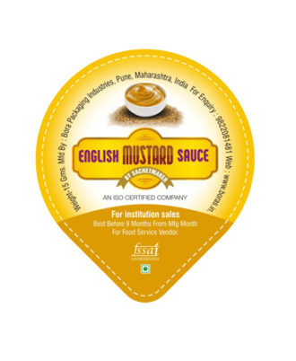 English Mustard Sauce