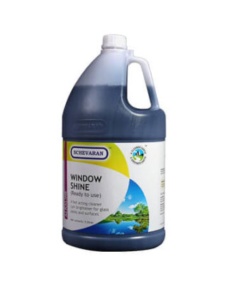 Window Shine glass cleaner 5 litre