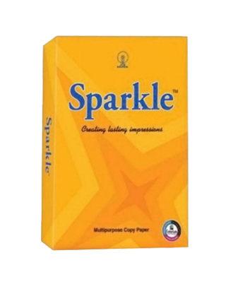 A/3 JK Sparkle Copier Paper 75 GSM (1 Rim)