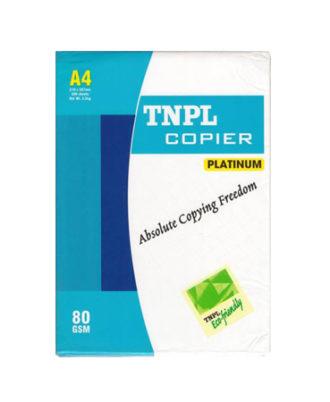 A/4 TNPL Copier Paper 80 GSM (1 Rim)