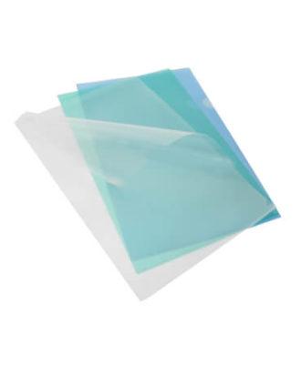 L Plastic Folder A/4 Size