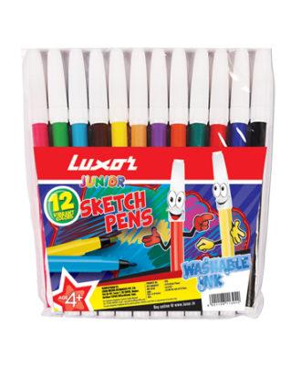 Luxor Sketch pen Good Quality (Nos 1)
