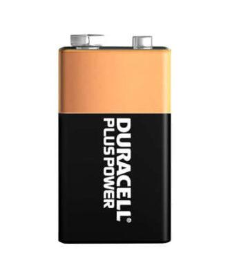 9V Duracell Battery