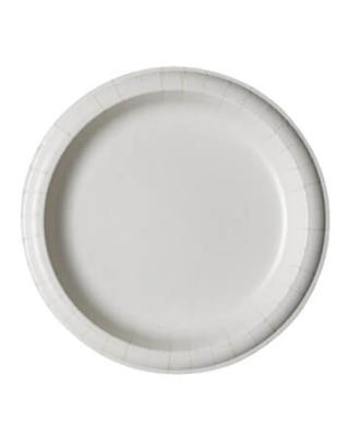 Paper Plate Thick No-8
