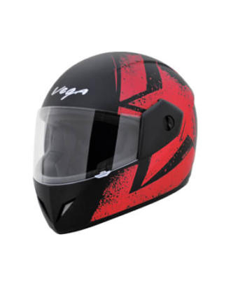 Flip up option •Leather finish touch •Offroad look •Easy fit •Easy visor fitting •Smooth function for flip up action •Good ventilation •Use press button for open and close NOTE: Image shown above is Indicative only, Color or Model may differ from the picture shown (Features will remain same or More) Shipment will be dispatched in 4-5 working days after confirmation of order