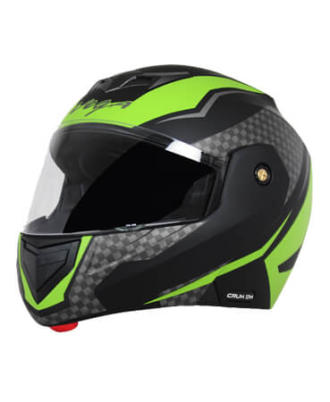 CRUX-DX-CHECKS-DULL-BLACK-GREEN-HELMET