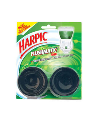 Harpic Toilet Cleaner - Flushmatic