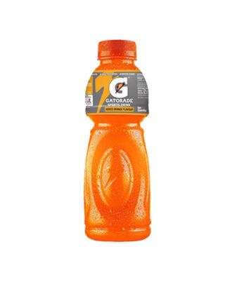 Gatorade Sports Drink - Orange Flavor, 500 ml